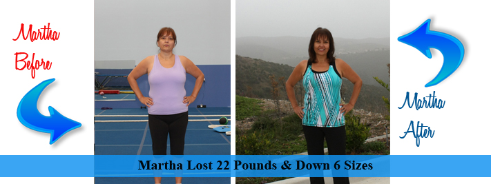 Weight Loss  Stories Martha